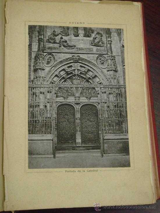 Libros antiguos: ASTURIAS-LEON.- ESPAÑA SUS MONUMENTOS Y SUS ARTES, 1.885, CORTEZO - Foto 4 - 32836038