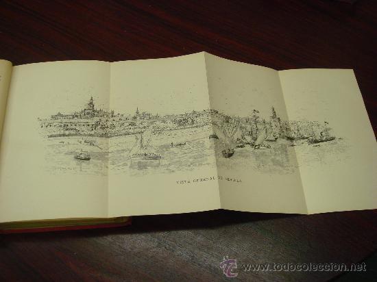 Libros antiguos: SEVILLA - CADIZ.- ESPAÑA SUS MONUMENTOS Y SUS ARTES, 1.884, CORTEZO - Foto 4 - 32836019