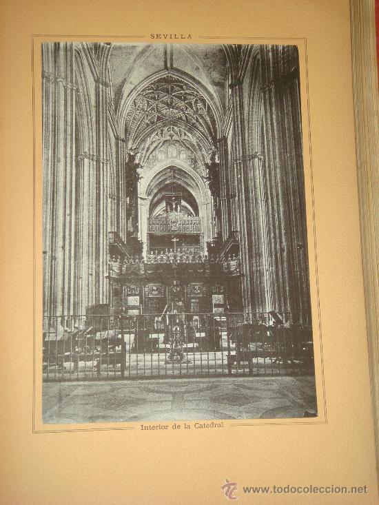 Libros antiguos: SEVILLA - CADIZ.- ESPAÑA SUS MONUMENTOS Y SUS ARTES, 1.884, CORTEZO - Foto 7 - 32836019