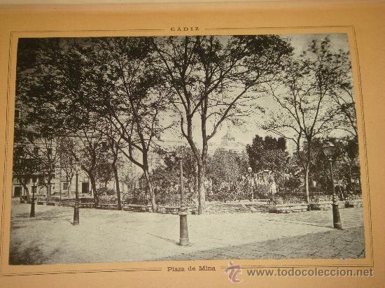 Libros antiguos: SEVILLA - CADIZ.- ESPAÑA SUS MONUMENTOS Y SUS ARTES, 1.884, CORTEZO - Foto 10 - 32836019