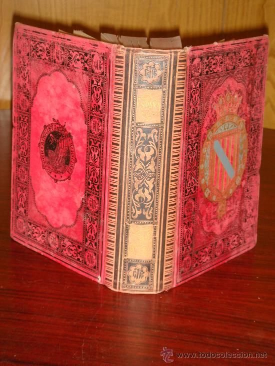 Libros antiguos: ISLAS BALEARES.- ESPAÑA SUS MONUMENTOS Y SUS ARTES, 1.888, CORTEZO - Foto 2 - 32835935