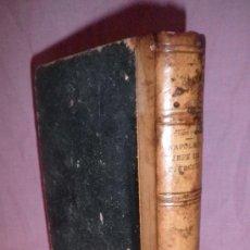 Libros antiguos: NAPOLEON JEFE DE EJERCITO - CONDE YORCH DE WATENBURG - AÑO 1908.MILITARIA.. Lote 32865433