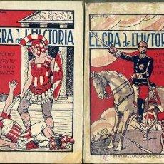 Libros antiguos: VILA RIERA : EL GRA DE L'HISTORIA - DOS VOLUMS. EN CATALÁN . Lote 32879740