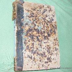 Libros antiguos: ¡¡¡ ANTIGUO LIBRO AÑO 1870 - ESCRITO DE ACUSACION EN LA CAUSA CRIMINAL ( ) !!!. Lote 31130727