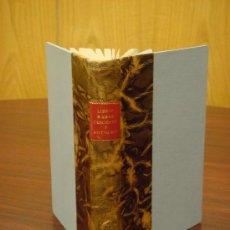 Libros antiguos: CATÁLOGO LIBRERÍA DE PEDRO VINDEL.LIBROS RAROS,CURIOSOS Y ANTIGUOS 1929. ILUSTRADO CON 169 FACSÍMILE. Lote 32914682