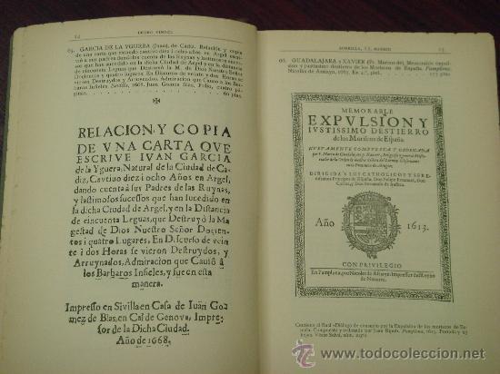Libros antiguos: Catálogo Librería de Pedro Vindel.Libros raros,curiosos y antiguos 1929. Ilustrado con 169 Facsímile - Foto 2 - 32914682