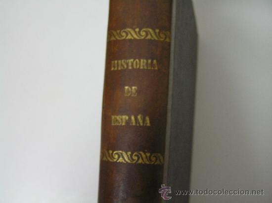 Libros antiguos: historia general de españa tomo I, juan de mariana, 1852 ,ref GRABADOS - Foto 15 - 33007210