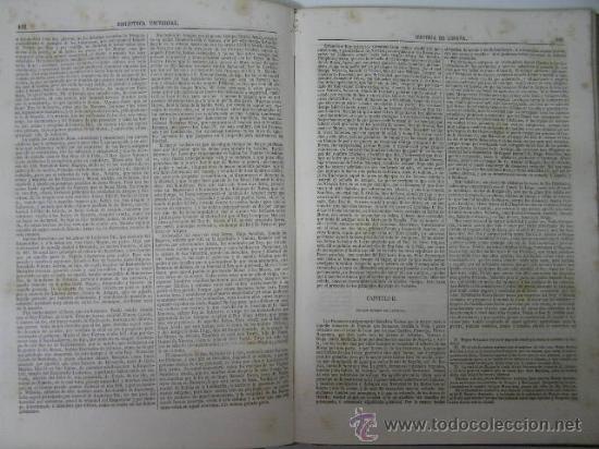 Libros antiguos: historia general de españa tomo I, juan de mariana, 1852 ,ref GRABADOS - Foto 13 - 33007210