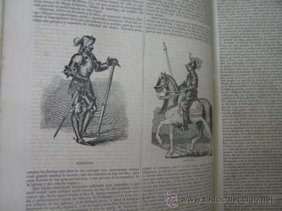 Libros antiguos: historia general de españa tomo I, juan de mariana, 1852 ,ref GRABADOS - Foto 12 - 33007210