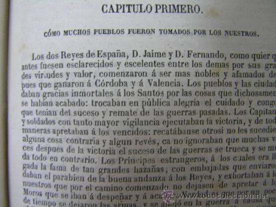 Libros antiguos: historia general de españa tomo I, juan de mariana, 1852 ,ref GRABADOS - Foto 10 - 33007210