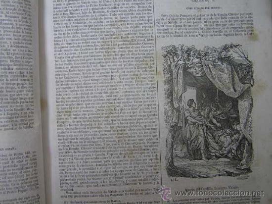 Libros antiguos: historia general de españa tomo I, juan de mariana, 1852 ,ref GRABADOS - Foto 9 - 33007210