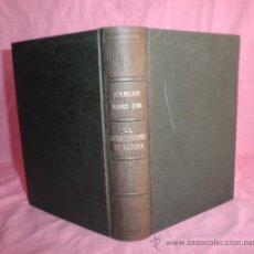 Libros antiguos: LA CONSTITUCION DE BAYONA - C.SANZ CID - AÑO 1922.. Lote 33071729