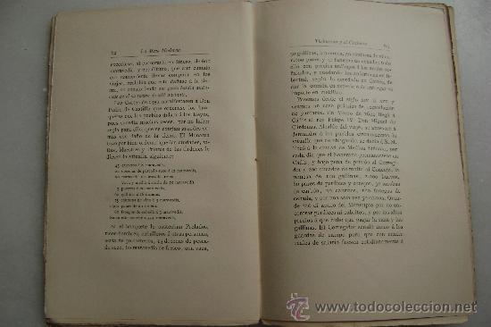 Libros antiguos: LA MESA MODERNA.CARTAS SOBRE EL COMEDOR Y LA COCINA.216 - Foto 2 - 33086943