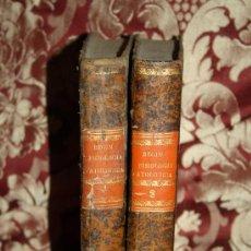 Libros antiguos - 0817- 'TRATADO DE FISIOLÓGIA-PATOLÓGICA' POR L.J. BEGIN 2 TOMOS MADRID, IBARRA 1830 - 33089602