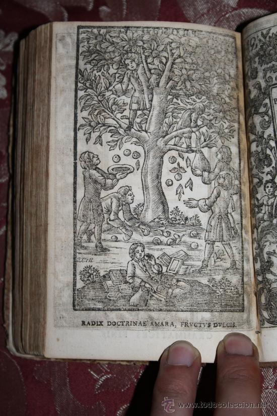 Libros antiguos: 1875- ANTIGUO Y CURIOSO LIBRO DE GRAMÁTICA QUE CONTIENE 3 TOMOS EN 1 VOLUMEN, DE 1739 - Foto 7 - 33104360