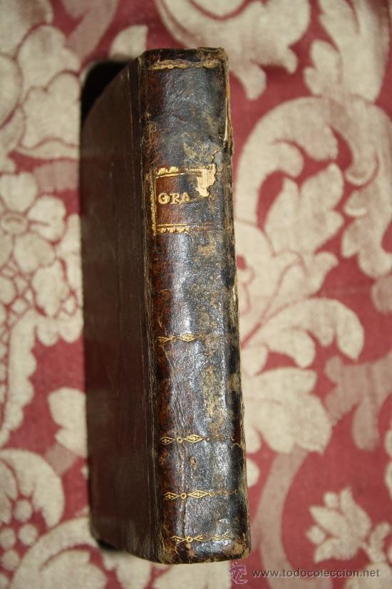 Libros antiguos: 1875- ANTIGUO Y CURIOSO LIBRO DE GRAMÁTICA QUE CONTIENE 3 TOMOS EN 1 VOLUMEN, DE 1739 - Foto 9 - 33104360