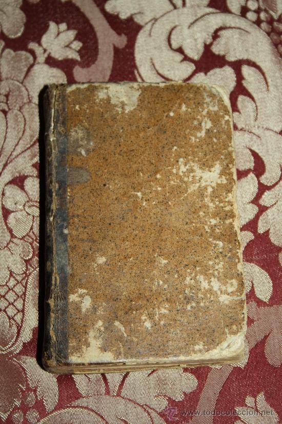 Libros antiguos: 1875- ANTIGUO Y CURIOSO LIBRO DE GRAMÁTICA QUE CONTIENE 3 TOMOS EN 1 VOLUMEN, DE 1739 - Foto 10 - 33104360