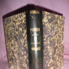 Libros antiguos: GALERIA DE LA LITERATURA ESPAÑOLA - D.A.FERRER DEL RIO - AÑO 1846 - BELLOS GRABADOS.. Lote 33134084