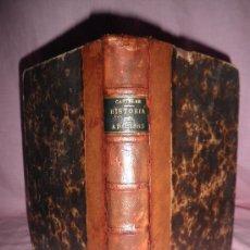 Libros antiguos: HISTORIA DEL AÑO 1883 - EMILIO CASTELAR - AÑO 1884 - EN PIEL.. Lote 33134229