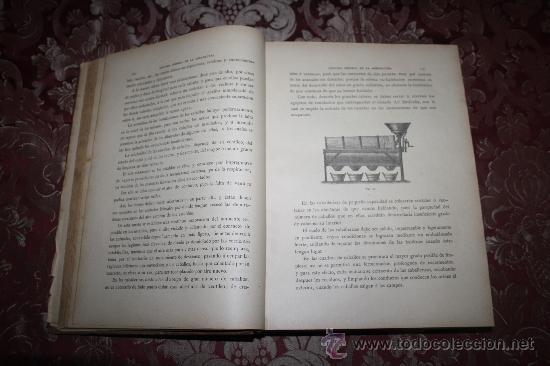 Libros antiguos: 1355- 'HISTORIA GENERAL DE LA AGRICULTURA' ESTUDIO TEÓRICO Y PRÁCTICO 3 TOMOS 18?? EDITOR JAIME SEIX - Foto 13 - 33155661