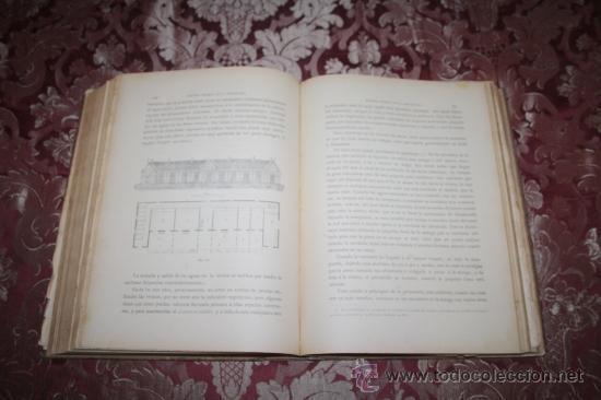 Libros antiguos: 1355- 'HISTORIA GENERAL DE LA AGRICULTURA' ESTUDIO TEÓRICO Y PRÁCTICO 3 TOMOS 18?? EDITOR JAIME SEIX - Foto 15 - 33155661