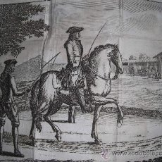 Libros antiguos: LA SCIENCE DES PERSSONNES DE COUR D´EPEE ET DE ROBE, M. DE LIMIERS,TOMO IV, 1729.CONTIENE 7 GRABADOS. Lote 33225926