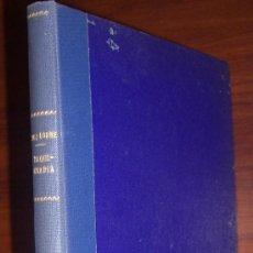 Libros antiguos: 1938. TAQUIGRAFÍA MARTINIANA. MODO DE ESCRIBIR CON LA RAPIDEZ CON QUE SE HABLA.. Lote 33245402