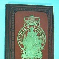 Libros antiguos: ESTUDIOS SOBRE LA HISTORIA DE LA HUMANIDAD. TOMO II. EXTRACTO ÍNDICE. F. LAURENT. M. BORDOY 188.... Lote 33288601