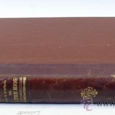 Libros antiguos: APUNTES HISTÓRICOS DE LA PROVINCIA DE ENTRE RIOS, REPÚBLICA ARGENTINA, CUYÁS. MATARÓ AÑO 1888.. Lote 33313326