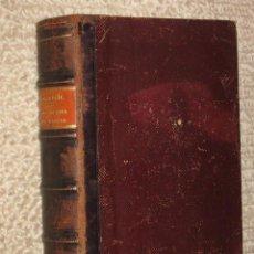 Libros antiguos: EN LOS MONTES DE LA MANCHA, DE JOSÉ NAVARRETE, CARTA PRÓLOGO DE ALARCÓN 1879, CAZA, TOLEDO, MUY RARO. Lote 33323747