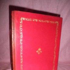 Libros antiguos: HISTORIA VERDADERA DE LA MADRE DE LOS POBRES SANTA ISABEL - J.M.MARTIN - AÑO 1780.PIEL.. Lote 33377387