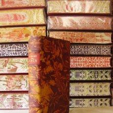 Libros antiguos: JACK. AUTOR : DAUDET, ALFONSO. Lote 33405223