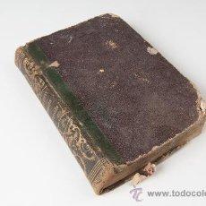 Libros antiguos: LIBRO, LOS SIETE PECADOS CAPITALES, EUGENIO SUE, TOMOS V - VI, AÑO 1848 . Lote 33451777