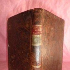 Libros antiguos: SECRETOS RAROS DE ARTES Y OFICIOS - AÑO 1806 - GASTRONOMIA.. Lote 33508957