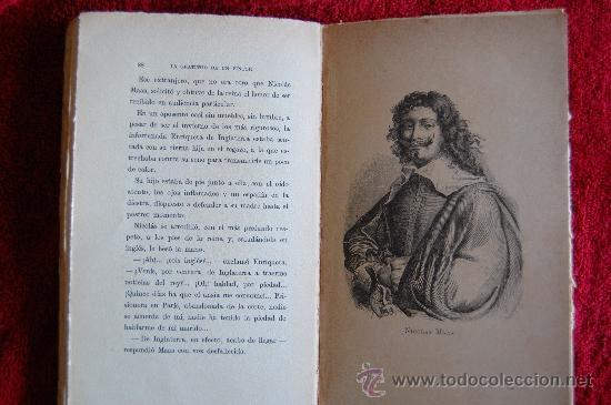 Libros antiguos: EL ÚLTIMO ROMANO/ LA GRATITUD DE UN PINTOR/ EL CUÁQUERO Y EL LADRÓN/ LA MALETA DEL ACTOR TRÁGIC. - Foto 3 - 33523925