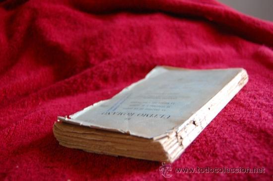 Libros antiguos: EL ÚLTIMO ROMANO/ LA GRATITUD DE UN PINTOR/ EL CUÁQUERO Y EL LADRÓN/ LA MALETA DEL ACTOR TRÁGIC. - Foto 5 - 33523925