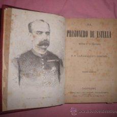 Libros antiguos: EXCEPCIONAL CONJUNTO OBRAS SOBRE LAS GUERRAS CARLISTAS - AÑOS 1870 - GRABADOS.. Lote 33532650