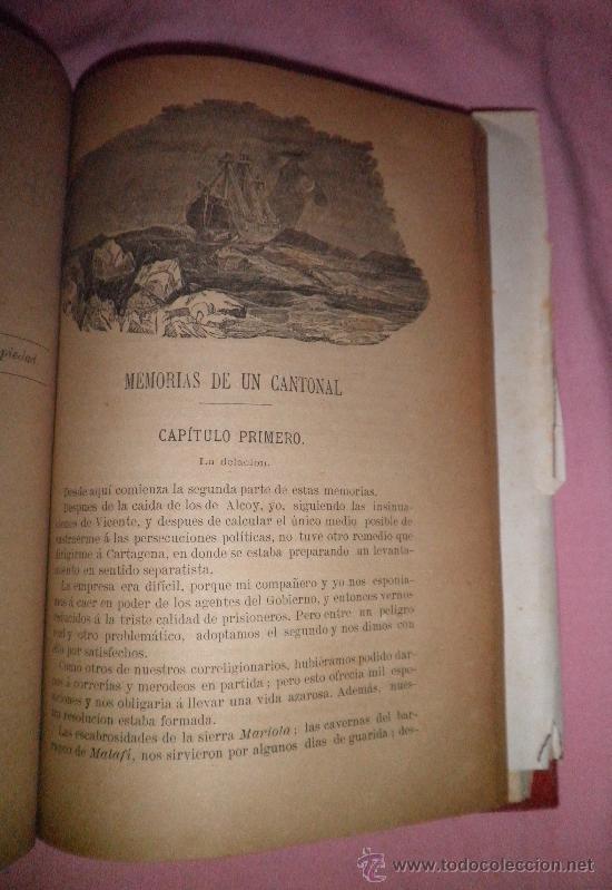 Libros antiguos: EXCEPCIONAL CONJUNTO OBRAS SOBRE LAS GUERRAS CARLISTAS - AÑOS 1870 - GRABADOS. - Foto 10 - 33532650
