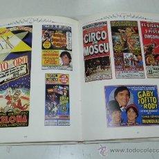 Alte Bücher - CIEN AÑOS DE CIRCO EN ESPAÑA - AÑO 1986 - POR JOSE M. ARMERO - RAMON PERNAS - MIDE 32 X 26 CMS - 26 - 33601964