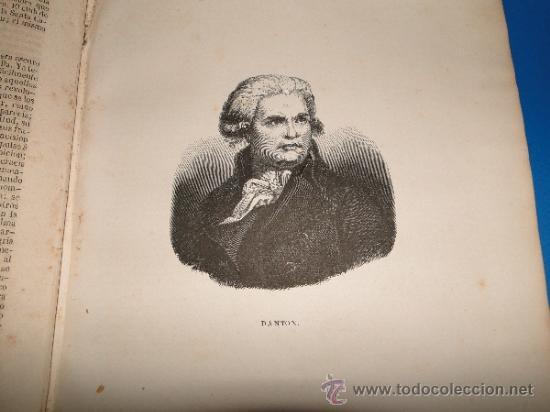 Libros antiguos: HISTORIA DE LOS GIRONDINOS .--LAMARTINE, M. A . De .-1877 - Foto 4 - 33645940