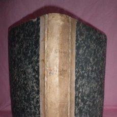 Libros antiguos: ANTONIO OLIVA - DE ACTIONIBUS COMMENTARIA·CATALUÑA - AÑO 1606 - OBRA RARA EN EL MERCADO.. Lote 33662824