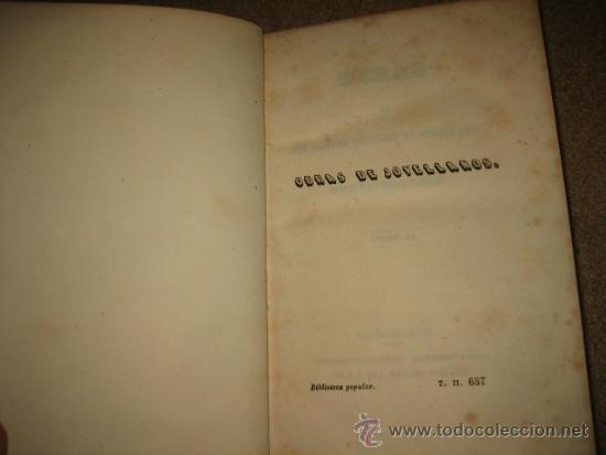 Libros antiguos: OBRAS DE DON GASPAR MELCHOR DE JOVELLANOS TOMO II MADRID 1845 - Foto 21 - 27137841