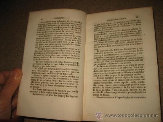 Libros antiguos: OBRAS DE DON GASPAR MELCHOR DE JOVELLANOS TOMO II MADRID 1845 - Foto 23 - 27137841