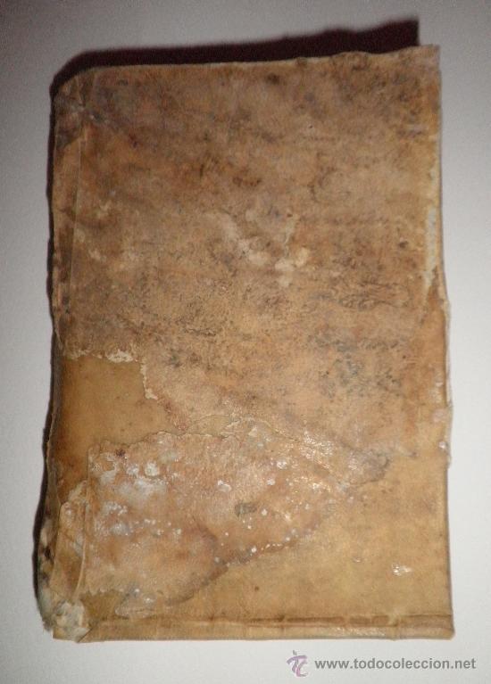 Libros antiguos: PRONTUARIO DEL CABO Y SARGENTO DE INFANTERIA DEL EXERCITO - AÑO 1813 - LAMINA GRABADA·PERGAMINO. - Foto 2 - 33768496