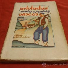 Libros antiguos: ARTOLADAS, CUENTOS Y SUSEDIDOS VASCOS. PRIMERA EDICION. Lote 33772949