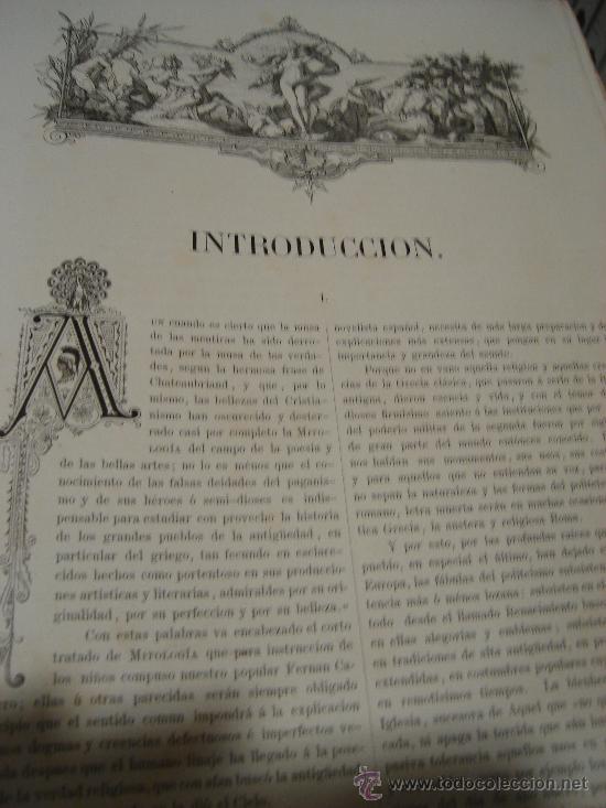 Libros antiguos: LOS DIOSES DE GRECIA Y ROMA, MITOLOGÍA GRECO-ROMANA, VÍCTOR GEBHARDT, 2 TMS, BCN, ESPASA Y CÍA, 1880 - Foto 27 - 33913933