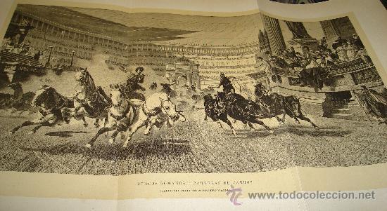 Libros antiguos: LOS DIOSES DE GRECIA Y ROMA, MITOLOGÍA GRECO-ROMANA, VÍCTOR GEBHARDT, 2 TMS, BCN, ESPASA Y CÍA, 1880 - Foto 25 - 33913933