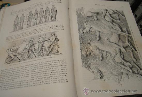Libros antiguos: LOS DIOSES DE GRECIA Y ROMA, MITOLOGÍA GRECO-ROMANA, VÍCTOR GEBHARDT, 2 TMS, BCN, ESPASA Y CÍA, 1880 - Foto 24 - 33913933