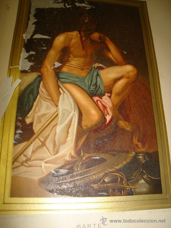 Libros antiguos: LOS DIOSES DE GRECIA Y ROMA, MITOLOGÍA GRECO-ROMANA, VÍCTOR GEBHARDT, 2 TMS, BCN, ESPASA Y CÍA, 1880 - Foto 21 - 33913933