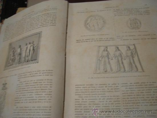 Libros antiguos: LOS DIOSES DE GRECIA Y ROMA, MITOLOGÍA GRECO-ROMANA, VÍCTOR GEBHARDT, 2 TMS, BCN, ESPASA Y CÍA, 1880 - Foto 18 - 33913933